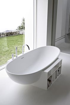 Egg/Mastell Bathtub|Rexa Design