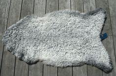 Amazing, light gray Gotland Sheepskin <3