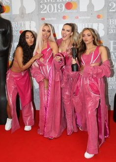 Little Mix Brits, Little Mix Jesy, Jesy Nelson, Perrie Edwards, Stage Outfits, Kpop Outfits, Adeline Morin, Jade Amelia Thirlwall, Litte Mix