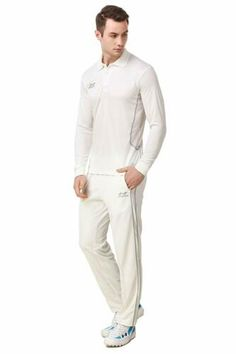 06a0bbabfc93 Nivia Lords Cricket Set Of Jersey  Tshirt Full Sleeves And Trouser  Lower   Pant
