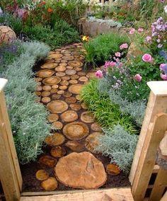 log slice pathway