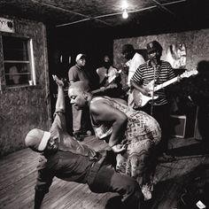 """Juke Joints or """"Be yourself"""" places. Photos by Bill Steber"""