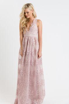 Special Occasion Dresses for Women, Affordable Bridesmaids Dresses, Lace Maxi Dresses, Bridal Dresses