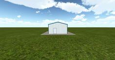 3D #architecture via @themuellerinc http://ift.tt/2oy0Adh #barn #workshop #greenhouse #garage #DIY