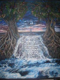 Brooklyn NY zsidó Art | spirituális művészet | Inspiráló Art | Izrael Art