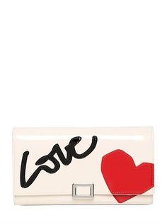 Love Patent Leather Wallet  |  ≼❃≽  @kimludcom