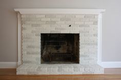 Fabulous Fireplace Makeover - Classic Fauxs & Finishes