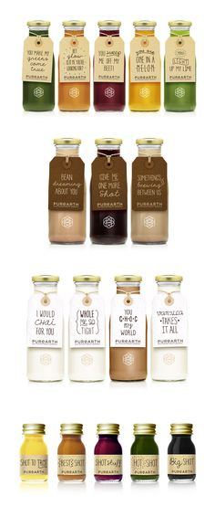 Purearth Packaging Design