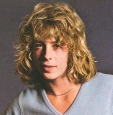 Leif Garret -my daughter had a crush on him!