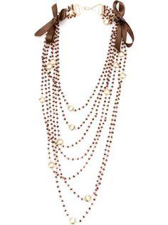 ILEANA MAKRI - multi strand necklace 4