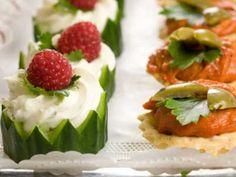 Stuzzichini vegetariani - Poi ci sono le melanzane e le zucchine grigliate, da arrotolare, le verdure da frullare per realizzare morbide creme...