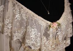 Victorian Fantasy Renaissance Nightgown or Wedding Dress by Jennifer Weiler OOAK. $600,00, via Etsy.