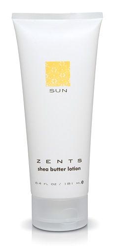 After a day in the sun, continue that uplifting feeling as you soothe and replenish your skin with Zents Lotion in Sun. The refreshing and comforting scent is reassuring and stress-relieving. Even when it's cold outside, you can glide on Sun and feel the relaxing warmth. $24