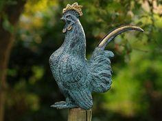 Hane Steinmetz, Vintage Stool, Horse Head, Bronze Sculpture, Some Pictures, Bronzer, Garden Sculpture, Rooster, Owl