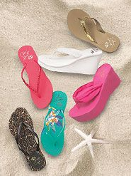 Beach Sandals, 2/$35 select styles
