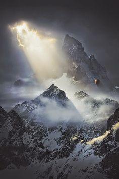 http://BlueChipMoney.com - To the threshold of silence' by #KarezoidMichalKarcz Pictures Of Light, Landscape Photography, Amazing Photography, Digital Photography, Nature Photography, Image Photography, The Light, Beautiful Life, Beautiful Scenery