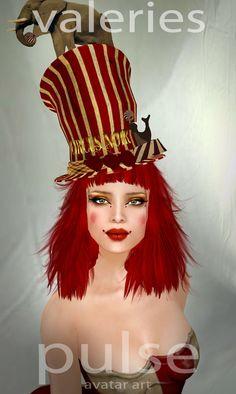 Concept idea for circus costume