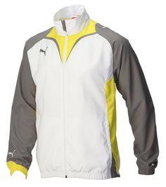 Mens Puma V-Konstrukt Woven Golf Jackets