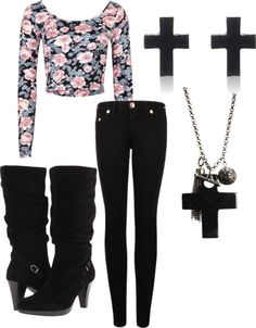 """""""Untitled #52"""" by allyson-marie on Polyvore"""