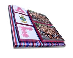 High Five Bid Day Block! (Delta Gamma) GreekYearbook Sorority Composites, Fraternity Composites, Sorority bid day and Fraternity and Sorority party pictures and products. The best greek composite, bid day, and event photography services nationwide!