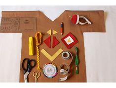 matériel DIY tunique