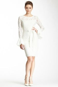 Nue by Shani Lace Shift Dress on HauteLook