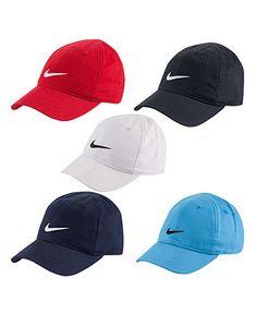 Nike Baby Hat, Baby Boys Swoosh Hat - Kids Baby Boy (0-24 months) - Macy's