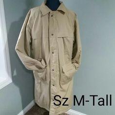 Vintage Men's Porsha by Winer Trench Coat Raincoat Jacket Use sign up code QXDDNV for $10!