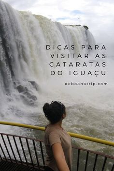 As Cataratas do Iguaçu ficam dentro do Parque Nacional do Iguaçu, em Foz do Iguaçu, no Paraná. Passeio imperdível para quem visita a cidade. Programa bom para todas as idades. Veja preços e dicas para conhecer essa maravilha do mundo