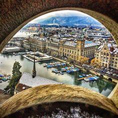 Basel, City Photo, House, Instagram, Geneva, Cottage House, Switzerland, Photo Illustration, Home