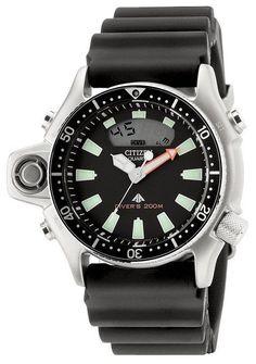 Citizen Promaster Aqualand Classic Divers 200m Men's Watch JP2000-08E #Citizen #LuxurySportStyles
