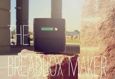 BreadBox / BreadBox Technologies is releasing the world's first desktop circuit board etcher for crowdfunding on Kickstarter today and off to a strong start. http://thegadgetflow.com/portfolio/breadbox/