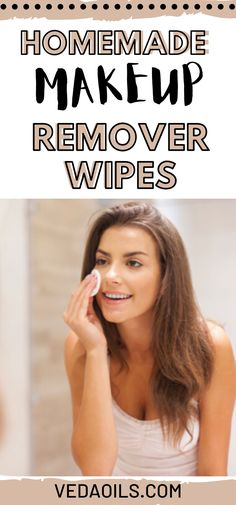 The best thing about DIY Makeup Remover Wipes recipe is that you can choose the ingredients which suit your skin type and make customized makeup removal wipes. Diy Makeup Remover Wipes, Homemade Makeup Remover, How To Make Diy, How To Remove, Frankincense Essential Oil, Putting On Makeup, You Look Beautiful, Tea Tree Essential Oil