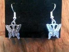 Beautiful Butterfly Earri... - Trends and Treasures... | Scott's Marketplace
