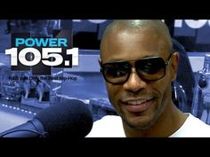 Tank Interview at The Breakfast Club Power 105.1 (08/19/2014)