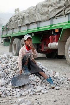 child labour in Myanmar - Burma