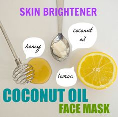 7 Kitchen Ingredients for Beauty Remedies