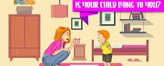Is Your Child Lying to You? Find out why on TheFunKidsBlog #liarliar Kids Lying, Parenting Hacks, Little Boys, Your Child, Cyber, Parents, Family Guy, Education, Children
