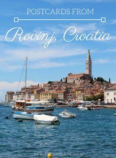 Things to do in Rovinj, Croatia.