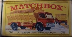 """Matchbox """"Matchbox"""" Series No.70 Ford Grit Spreading Truck, € 39,- (1100 Wien) - willhaben Ford, Monster Trucks, Vehicles, Autos, Antique Toys, Car, Vehicle, Tools"""