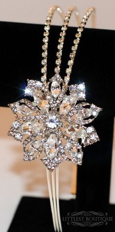 This is some seriously major bling LOVE it so much