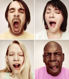 Why do we yawn? The center of many a scientific study, researchers have several theories about the science behind this contagious phenomenon... #bodyodd #yawn #yawning