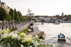 """""""Die Perle der Ostküste"""": Die gemütliche Uferpromenade von Västervik"""