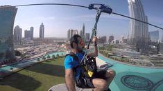 XLINE Zipline Xdubai Dubai #Xline #Zipline #MyDubai #DowntownDubai #BurjKhalifa #Dubai #UAE