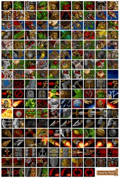 43 Best Videogameartresources Images Warcraft 2 Video Game