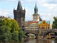 One of the most beautiful cities in the world, Prague in the Czech Republic from @remo3010