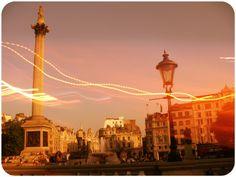 Trafalgar Square, London, UK - blackcatsouvenirs.blogspot.it