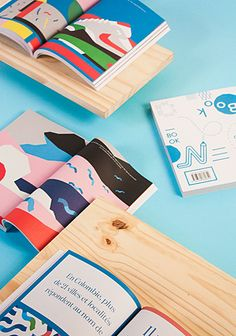 Notebook Tamyras on Behance