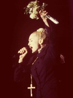 millaciccone:    #Madonna. Blond Ambition Tour. 1990