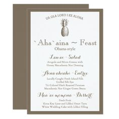 "Your Custom 5"" x 7"" Invitations"